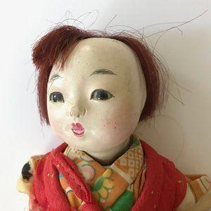 Other - Antique Ichimatsu Doll, Japan